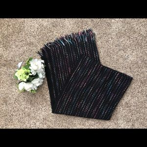 BP Multi-Color Thread Scarf